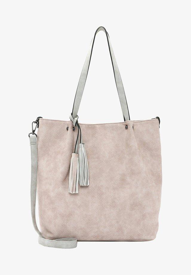 SURPRISE - Shopping bag - rose lightgrey