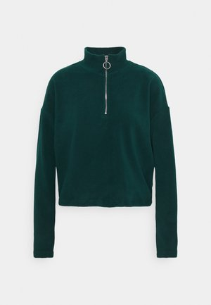 NMMISSER CROPPED NEW - Fleece jumper - ponderosa pine
