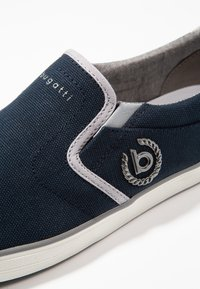 Bugatti - ALFA - Slip-ons - dark blue - 5