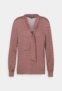Esprit Collection - BLOUSE - Blouse - garnet red - 0