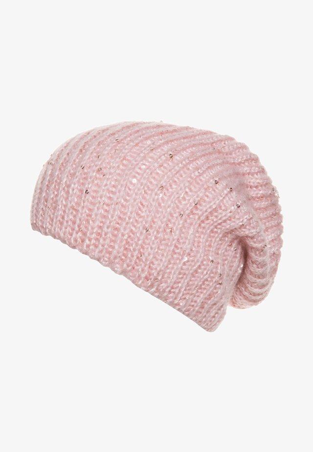 Čepice - rosé