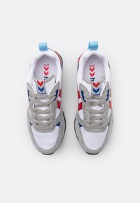 Hummel - THOR UNISEX - Trainers - white/red/blue - 3