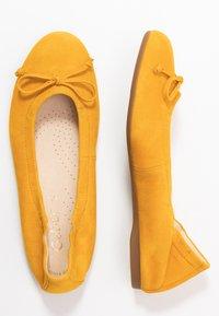 Gabor - Ballet pumps - mango - 3