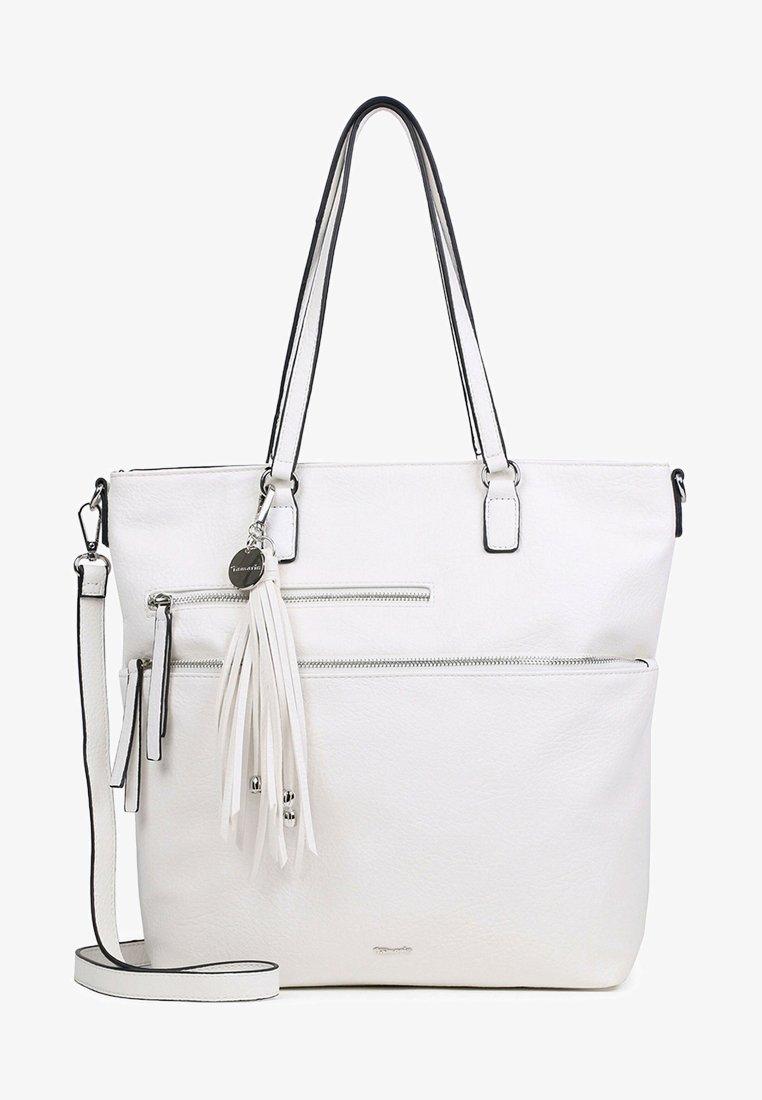 Tamaris - ADELE - Tote bag - white