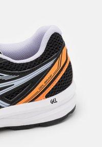 ASICS - GEL BRAID - Zapatillas de running neutras - black/lilac opal - 5