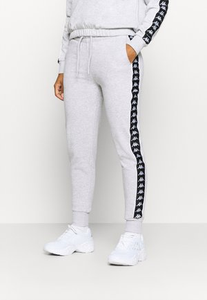 HARRIET - Pantaloni sportivi - mottled grey