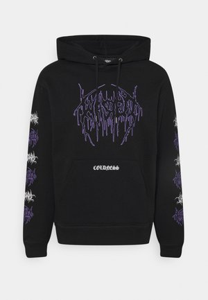 HOODIE COLDNESS UNISEX - Sweater - black