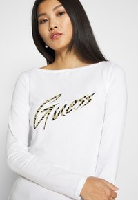 Guess - NORAH  - Long sleeved top - true white - 6