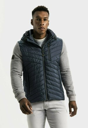Winter jacket - petrol