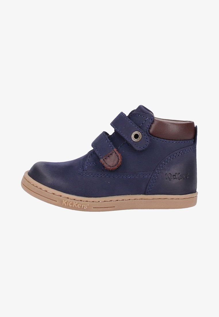 Kickers - TACKEASY - Zapatos de bebé - blue