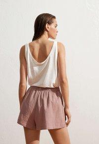 OYSHO - Shorts - light pink - 1