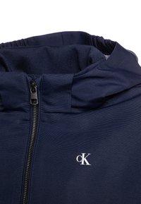 Calvin Klein Jeans - MONOGRAM STRIPE  - Light jacket - blue - 3