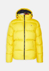 Tommy Jeans - TJM ESSENTIAL DOWN JACKET - Down jacket - valley yellow - 5