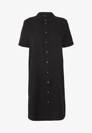 VMCHLOE TUNIC DRESS - Vestido camisero - black