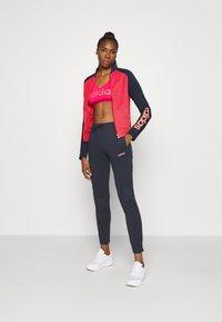 adidas Performance - NEW MARK SET - Treningsdress - pink/blue - 1