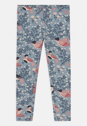 BIRD - Leggings - Trousers - light blue