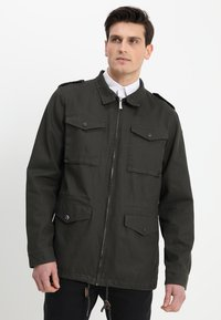 HARRINGTON - ARMY - Veste légère - kaki - 0