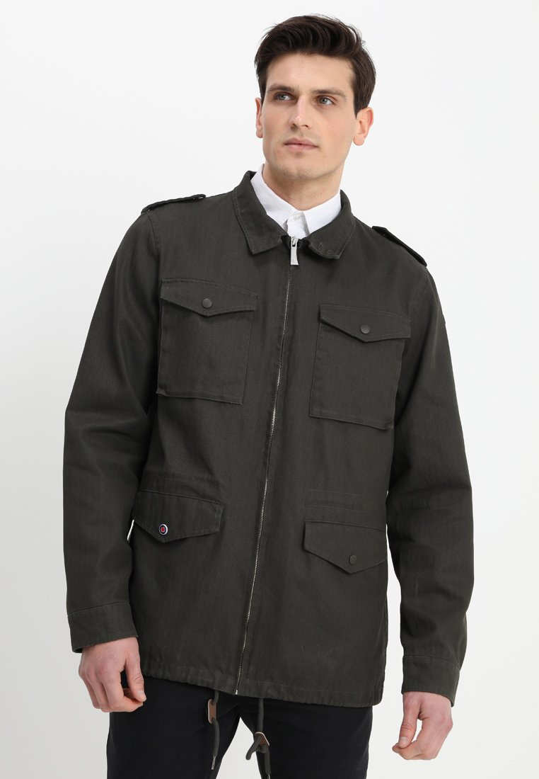 HARRINGTON - ARMY - Veste légère - kaki