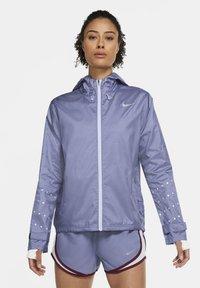 Nike Performance - FLASH - Sports jacket - world indigo/light marine - 0