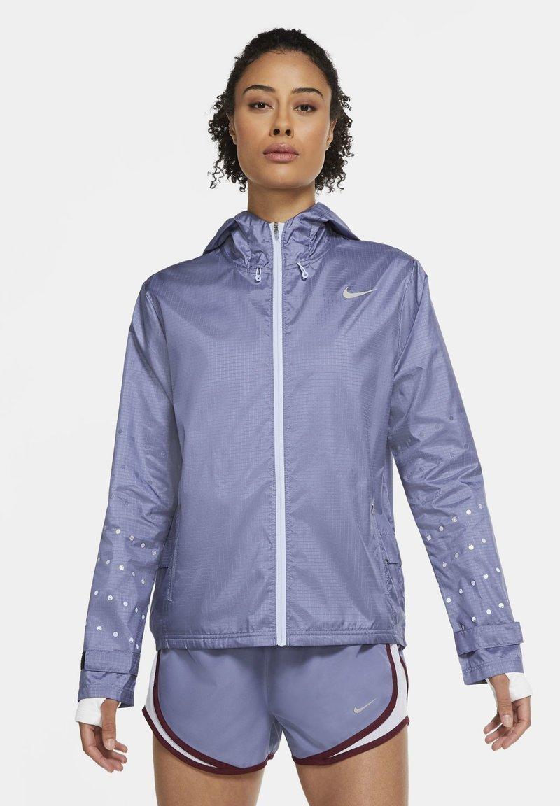 Nike Performance - FLASH - Sports jacket - world indigo/light marine