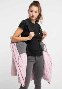 myMo - Winter coat - powder pink - 3