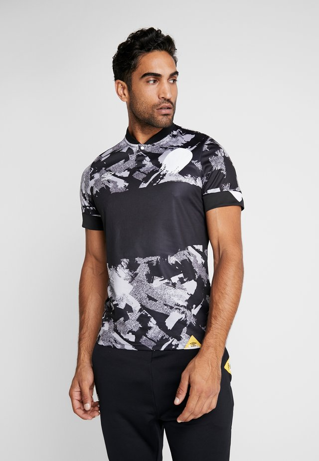 URBAN CLUB GRAPHIC - T-shirt print - black