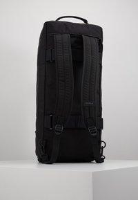 Nixon - PIPES DUFFLE - Weekendbag - all black - 4