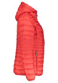 Esprit - DAMEN MIT KAPUZE - Winter jacket - rot (74) - 1