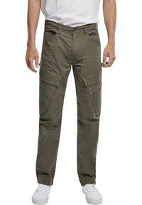 Brandit - ACCESSOIRES ADVEN  - Cargo trousers - olive - 0