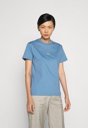 SUZANA TEE - T-shirt basique - blue