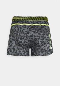 adidas Performance - PROMO ADIZERO SPLIT PRIMEGREEN RUNNING SHORTS - Sports shorts - grey six - 1