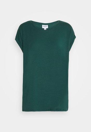 VMAVA PLAIN  - Basic T-shirt - sea moss