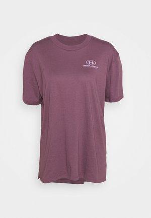 OVERSIZED GRAPHIC - T-shirt basique - purple