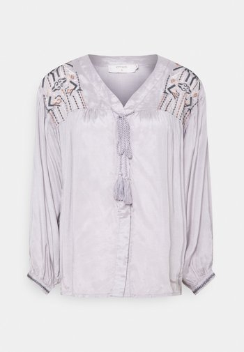 SHIRT - Blouse - silver sconce