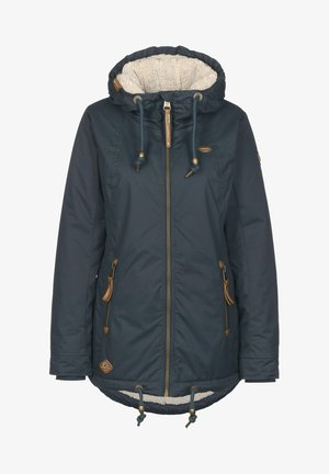 ZUZKA - Winter jacket - navy