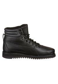 Puma - Sneakers alte - puma black-puma black-dark shadow - 5
