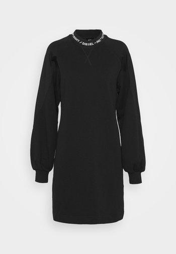 D-TULLY - Day dress - black
