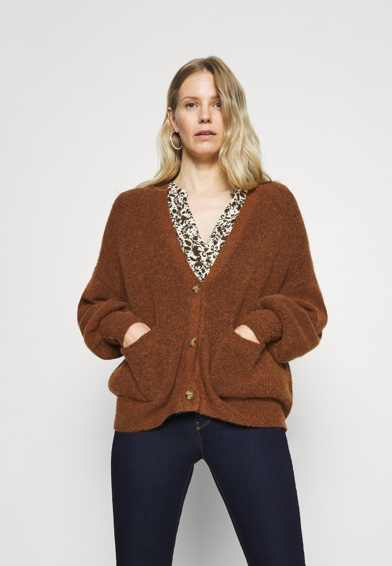 InWear - Cardigan -  brown