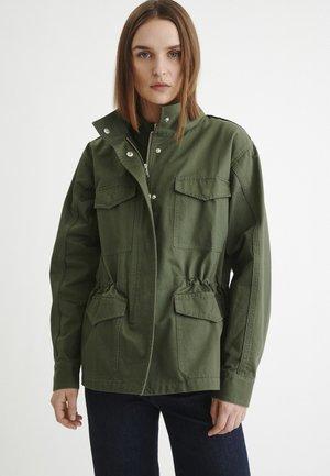 SISSEIW  - Summer jacket - beetle green