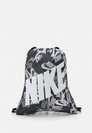 KIDS GRAPHIC GYM SACK UNISEX - Drawstring sports bag - black/white