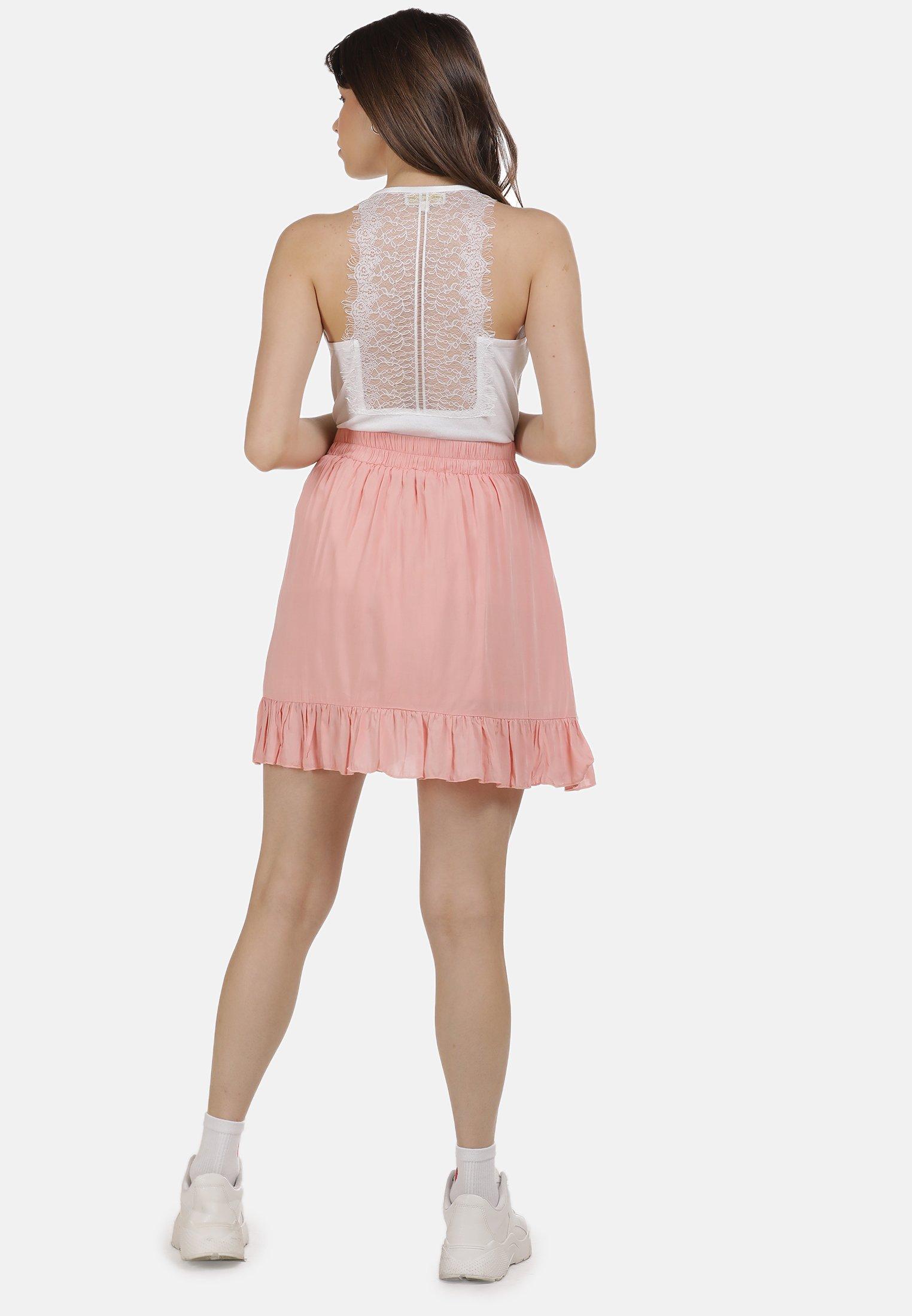 Explore Women's Clothing myMo MIDIROCK Wrap skirt nude miHrJLbJH