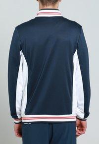 Fila - OLE FUNCTIONAL - Sportovní bunda - peacot blue - 2
