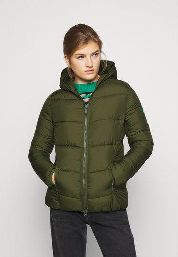 RECYY - Winter jacket - dusty olive