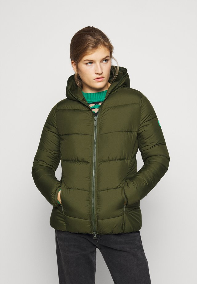 RECYY - Winter jacket - dusty olive