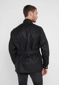 Barbour - INTERNATIONAL ORIGINAL - Summer jacket - black - 2