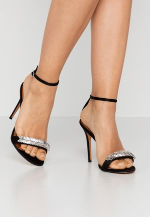 LEXIN - High heeled sandals - black