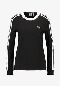 adidas Originals - Topper langermet - black/white - 5