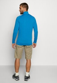 Mammut - NAIR JACKET MEN - Zip-up hoodie - gentian melange - 2