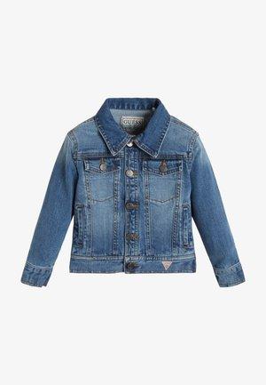 Denim jacket - blau