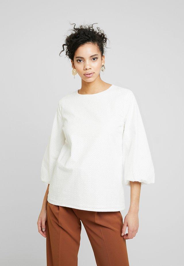 BRIANNE - Camicetta - off white